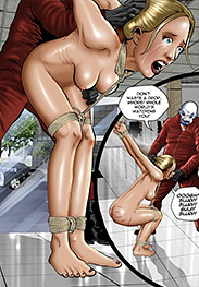 Cagri fansadox 533 The great heist - Bouncing body covered in cum and cunt cream