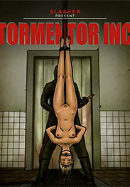 Slasher fansadox 527 Tormentor Inc.- Under the harsh fluorescent lights, a girl can cry and scream all she wants