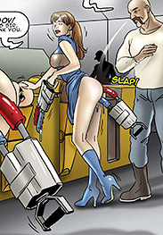 Erenisch fansadox 559 Slavecop 3 The hive - Women have been legally stripped of all rights and turned into obedient sextoys