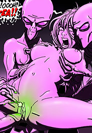 Rudy wicked horny beast - The flying saucer sex cult by Gary Roberts