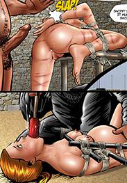 Cagri fansadox 509 Lost in the middle east - Decides to enslave her slutty slit